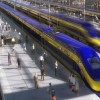 California High Speed Rail Falls Short of Expectations