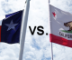 Texas and California: A Tale of Two Oil States