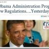The United States' Burdensome Regulatory Environment