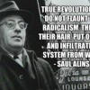The Radicals Went to Work Within the Systems of Our Nation