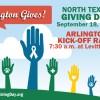 Arlington Gives on North Texas Giving Day