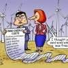 NCPA: Wind Power Raising Texas Electricity Prices, and more!