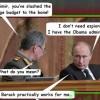 """I don't need espionage…I have the Obama administration"""