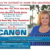 Kelly Canon Seeks to Replace Former Mayor's Pit Bull