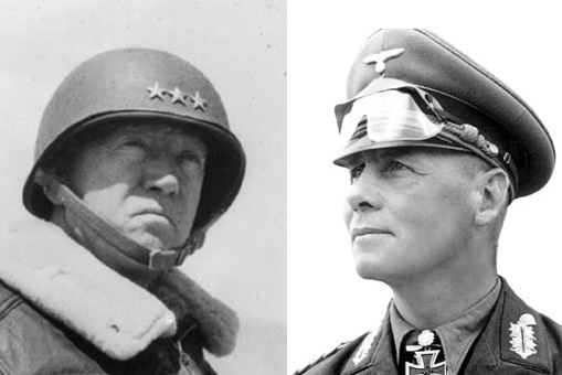 Thinking Like General Patton And Field Marshall Erwin Rommel Opinion Arlington